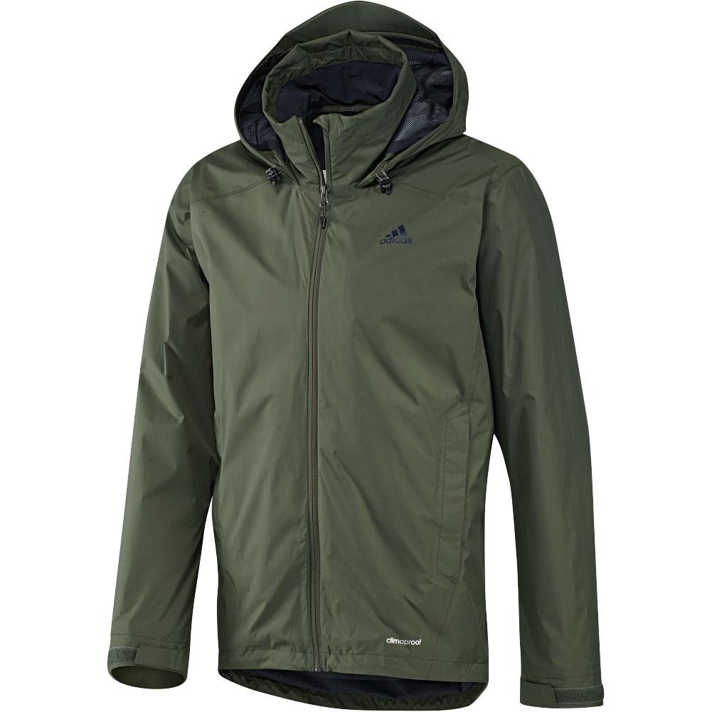 Adidas Outdoor Men's Wandertag Jacket, Base Green #s01578