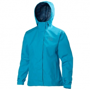 "Helly Hansen Women's ""W Seven J Jacket"", 570 Ice Blue"