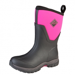 Muck_Boots_Womens_Arctic_Sport_II_Mid_Boot_Black_Pink  (as2m-400)