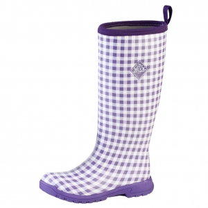 Muck_Boots_Womens_Breezy_Tall_Boot_Purple_Gingham  (bzt-5ghm)