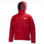 "Helly Hansen Men's ""Seven J Jacket"", 162 Red"