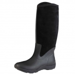 Muck_Boots_Womens_Arctic_Adventure_Zip_Suede_Boot_Black  (aaz-000s)