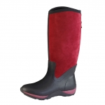 Muck_Boots_Womens_Arctic_Adventure_Zip_Suede_Boot_Black_Maroon  (aaz-600s)
