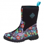 Muck_Boots_Womens_Breezy_Mid_Boot_Black_Floral  (bmct-flr)