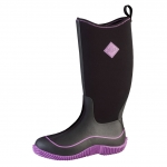 Muck_Boots_Womens_Hale_Boot_Black_Purple  (haw-500)
