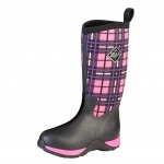 Muck_Boots_Kids_Arctic_Adventure_Boot_Pink_Plaid  (kaa-4pld)