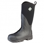 Muck_Boots_Mens_Muck_Grit_Steel_Toe_Boot_Black_Carbon  (mgst-000)