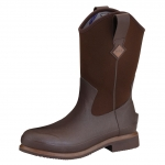 Muck_Boots_Womens_Ryder_Mid_Boot_Chocolate_Bison  (rydm-900)
