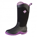 Muck_Boots_Womens_Tack_II_Hi_Boot_Black_Purple  (tk2h-500)