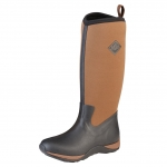 Muck_Boots_Womens_Arctic_Adventure_Boot_Black_Tan  (waa-090)