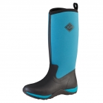 Muck_Boots_Womens_Arctic_Adventure_Boot_Black_Harbor_Blue  (waa-201)