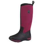 Muck_Boots_Womens_Arctic_Adventure_Boot_Black_Maroon  (waa-600)