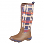 Muck_Boots_Womens_Arctic_Adventure_Boot_Brown_Navy_Plaid  (waa-92pld)