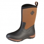 Muck_Boots_Womens_Arctic_Weekend_Boot_Black_Tan  (waw-090)