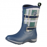 Muck_Boots_Womens_Arctic_Weekend_Boot_Navy_Green_Plaid  (waw-23pld)