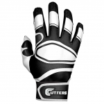 Cutters Men's Black/White POWER CONTROL Baseball Glove