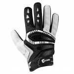 Cutters Men's Black THE GAMER Football Glove